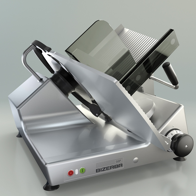 Bizerba GSP-H Manual Slicer