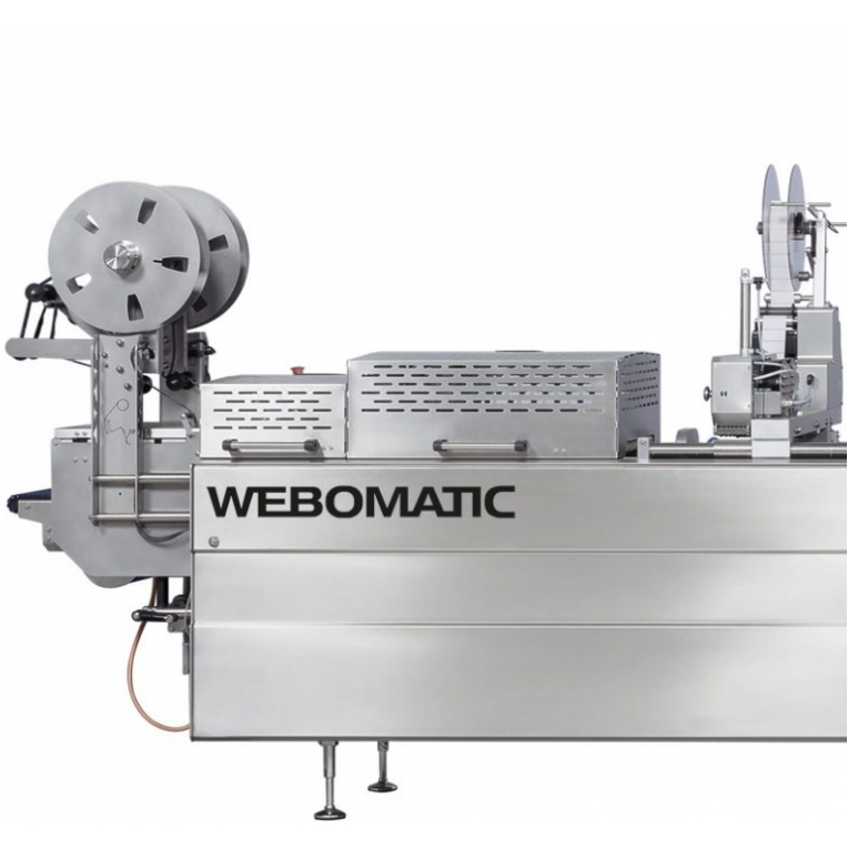 Webomatic Thermoforming - skin